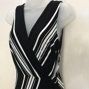 NEW w/Tag-WHITE HOUSE BLACK MARKET Maxi Dress XS